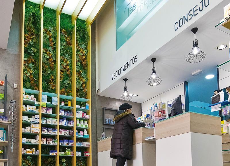 Farmacias modernas