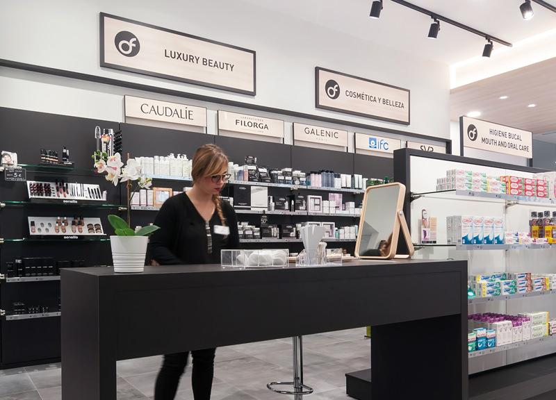 Diseño farmacias rentables