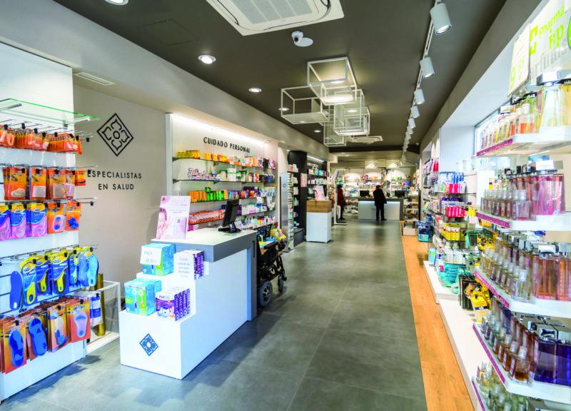 Farmacias rentables