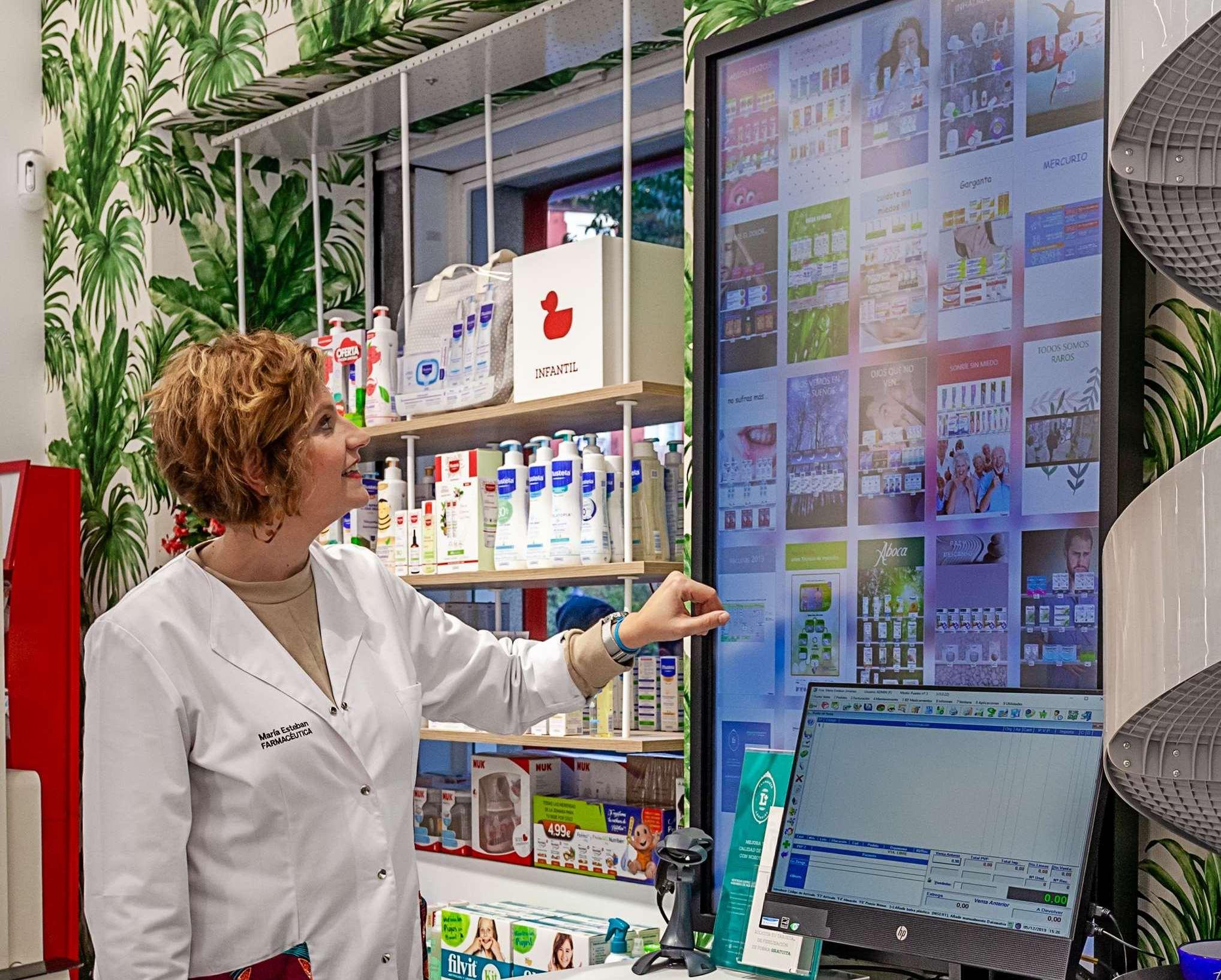 Digitalización Farmacia Lavapiés, Madrid